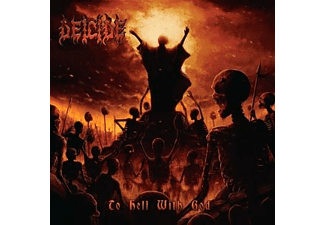 Deicide - To Hell With God (Fire Splatter/BF 2016) - (Vinyl)