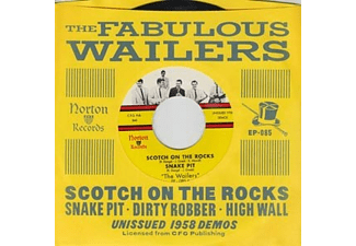 The Wailers - scotch on the rocks - (Vinyl)