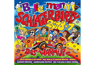 VARIOUS - Ballermann Schlagerparty 2018.1-D - (CD)