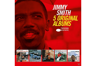Jimmy Smith - 5 Original Albums - (CD)