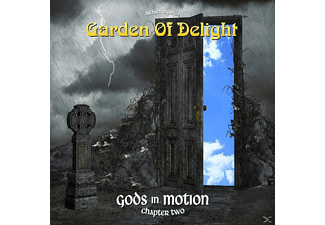 God - Gods In Motion-Chapter Two - (CD)