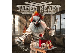 Jaded Heart - Devil's Gift (Ltd.Digipak) - (CD)