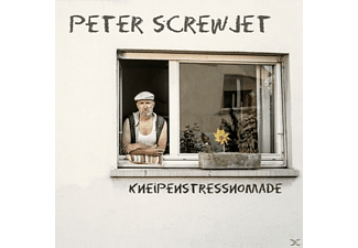 Peter Screwjet - Kneipenstressnomade - (CD)