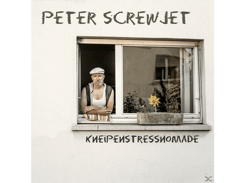 Peter Screwjet - Kneipenstressnomade [CD]