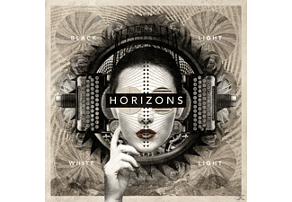 Black Light White Light - Horizons (Col.Vinyl/Download/Poster) - (Vinyl)