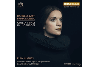 Ruby Hughes, Orchestra Of The Age Of Enlightenment - Händels letzte Primadonna: Giulia Frasi in London - (SACD Hybrid)