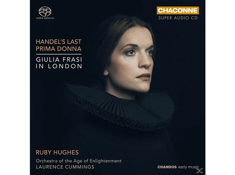 Ruby Hughes, Orchestra Of The Age Of Enlightenment - Händels letzte Primadonna: Giulia Frasi in London [SACD]