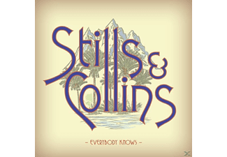 Stephen Stills, Judy Collins - Everybody Knows - (CD)