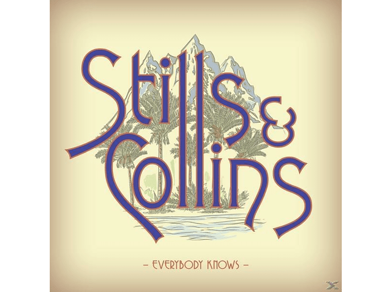 Judy Collins, Stephen Stills - Everybody Knows [Vinyl]
