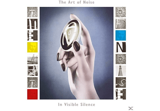 The Art of Noise - In Visible Silence (Expanded-ltd transparentblau - (Vinyl)