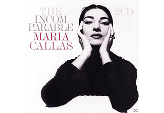 Maria Callas - Incomparable - (CD)