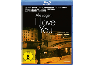 Alle sagen: I Love You - (Blu-ray)