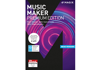 Magix Music Maker - Premium Edition