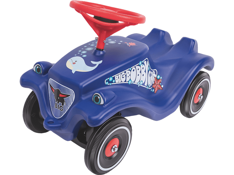 BIG Bobby Car Classic Ocean Bobby-Car, Blau
