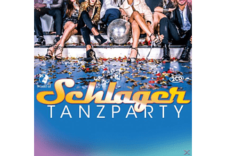 VARIOUS - Schlager Tanzparty - (CD)