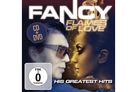 Fancy - Flames of Love-His Greatest Hits [CD + DVD Video]