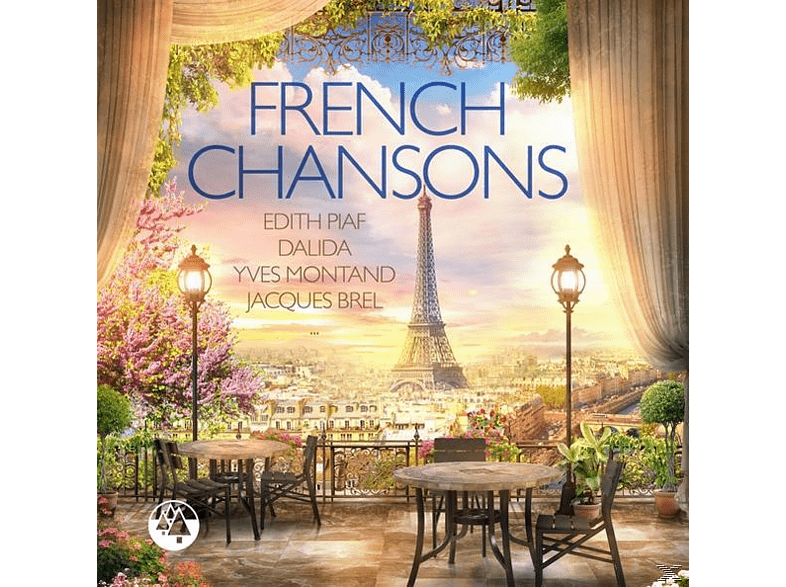 VARIOUS - French Chanson [CD]
