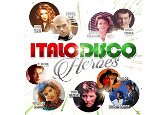 VARIOUS - ITALO DISCO HEROES - (CD)