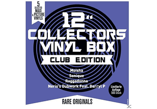 "VARIOUS - 12""Collector s Vinyl Box-Club Edition - (Vinyl)"