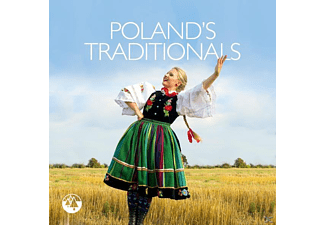ORCHESTER WLOSIANSKA-ORCHENSTER D.POLN.RUNDFUNK-UV - Poland s Traditionals - (CD)