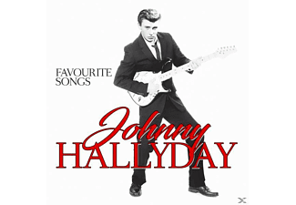 Johnny Hallyday - Favourite Songs - (Vinyl)