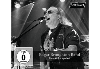 Edgar Broughton Band - Live At Rockpalast (CD+DVD) - (CD + DVD Video)