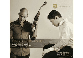 Schmit, Lyonel | Guénebaut, Julien - Le Violon De Rothschild (Rothschild's Fiddle) - (CD)