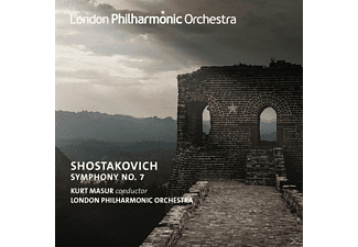 The London Philharmonic Orchestra - Sinfonie 7 'Leningrad' - (CD)