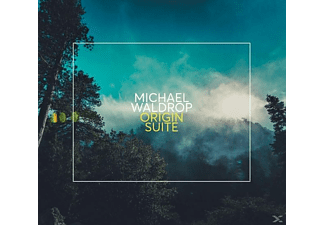 Michael Waldrop - Origin Suite - (CD)
