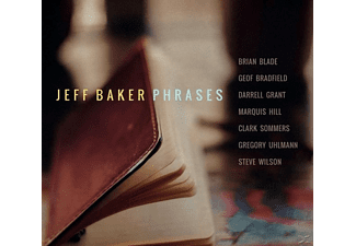 Jeff Baker - Phrases - (CD)
