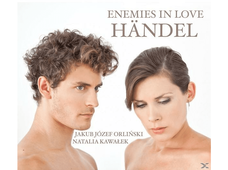 Kawalek, Natalia | Orlinski, Jakub Jozef - Enemies In Love [CD]