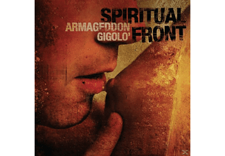 Spiritual Front - Armageddon Gigolo (Ltd.2CD Hardcover-Buch) - (CD)