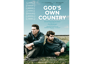 God's Own Country - (DVD)