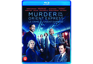 Murder on the Orient Express Blu-ray
