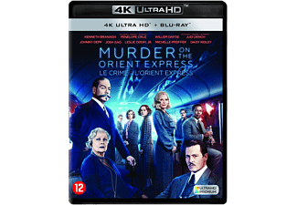 Murder on the Orient Express 4K Blu-ray