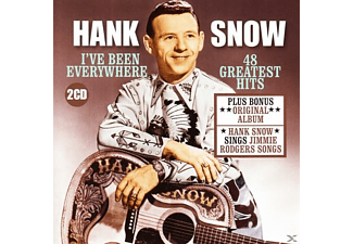 Hank Snow - I've Been Everything - (CD)