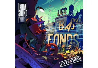 Killasoundyard - Les Bas Fonds - (CD)