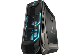 ACER DG.E0JEZ.001 Gaming PC (Intel® Core™ i9) Schwarz