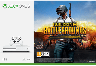 MICROSOFT Xbox One S 1TB Playerunknown's Battlegrounds