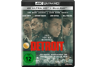 Detroit - (4K Ultra HD Blu-ray + Blu-ray)