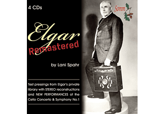 New Symphony Orc - Elgar Remastered - (CD)