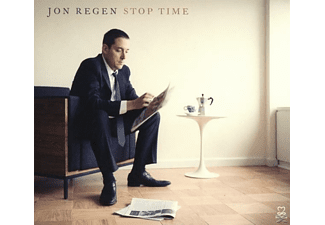 Jon Regen - Stop Time - (CD)