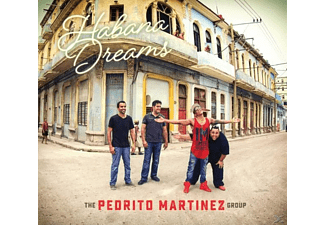 The Pedrito Martinez Group - HABANA DREAMS - (CD)