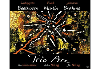 Trio Arc - Klaviertrios - (CD)
