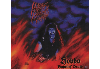 Hobbs Angel Of Death - Hobbs' Satan's Crusade - (CD)