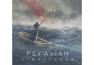 Psy'aviah - Lightflare - (CD)