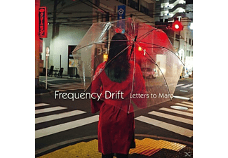 Frequency Drift - LETTERS TO MARO - (CD)