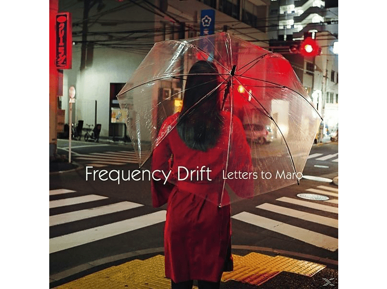 Frequency Drift - LETTERS TO MARO [CD]