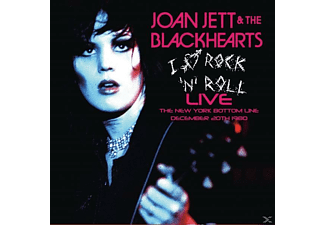 Joan Jett & The Blackhearts - I Love Rock'n'Roll Live New York 1980 - (CD)