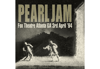 Pearl Jam - Fox Theatre,Atlanta '94 - (CD)